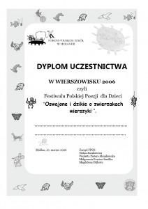 wierszowisko 2006