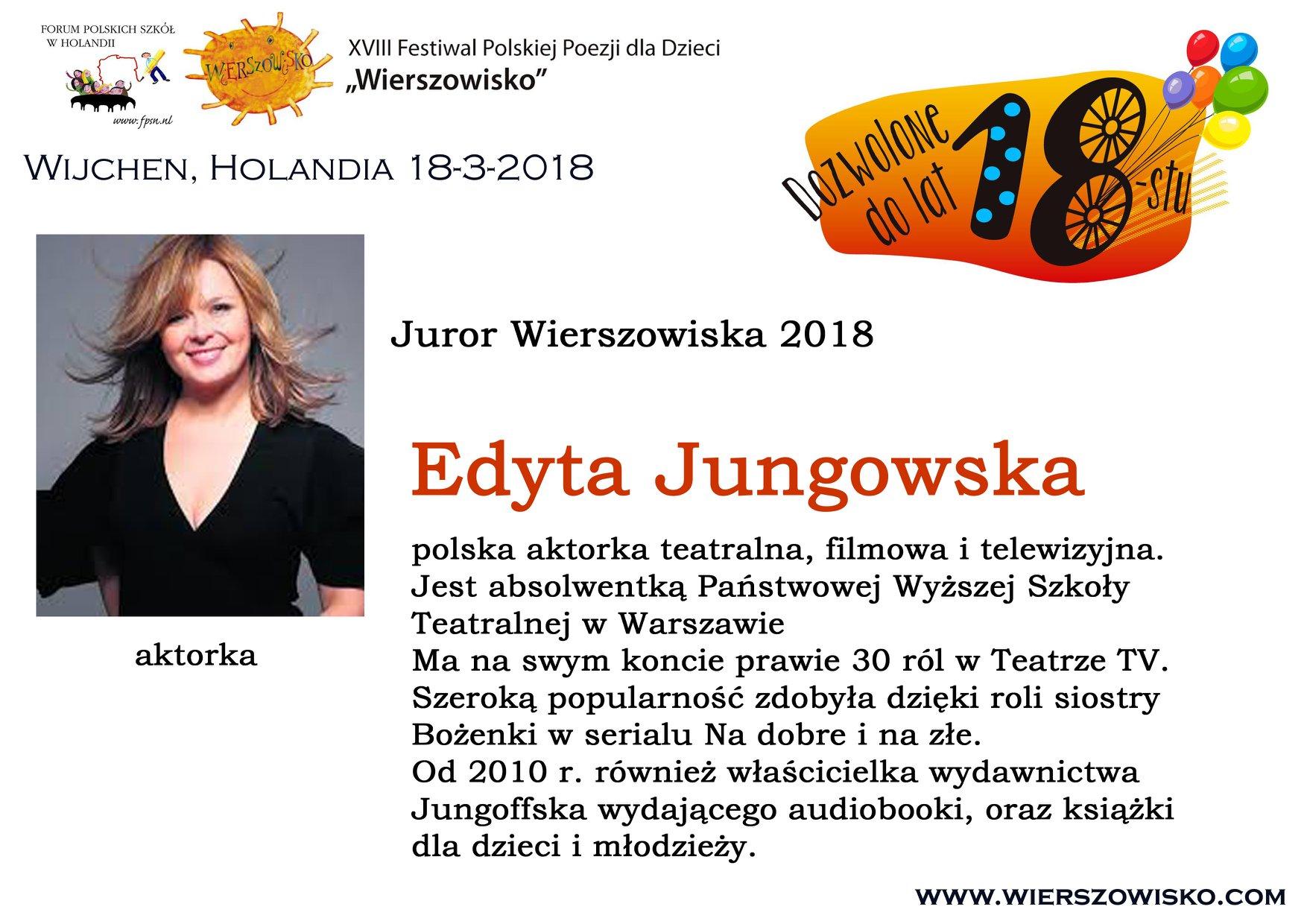 2. Edyta Junglowska
