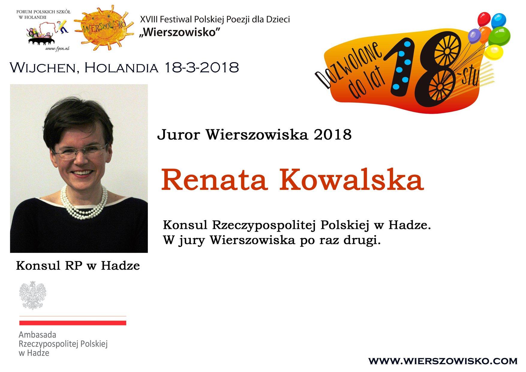 3. Renata Kowalska