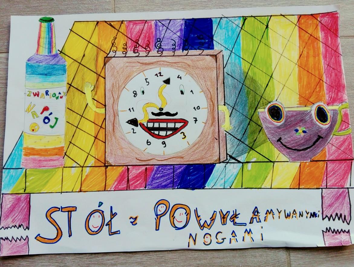 Basia Walorska 11 lat, PS OSS, 10-13 miejsce I