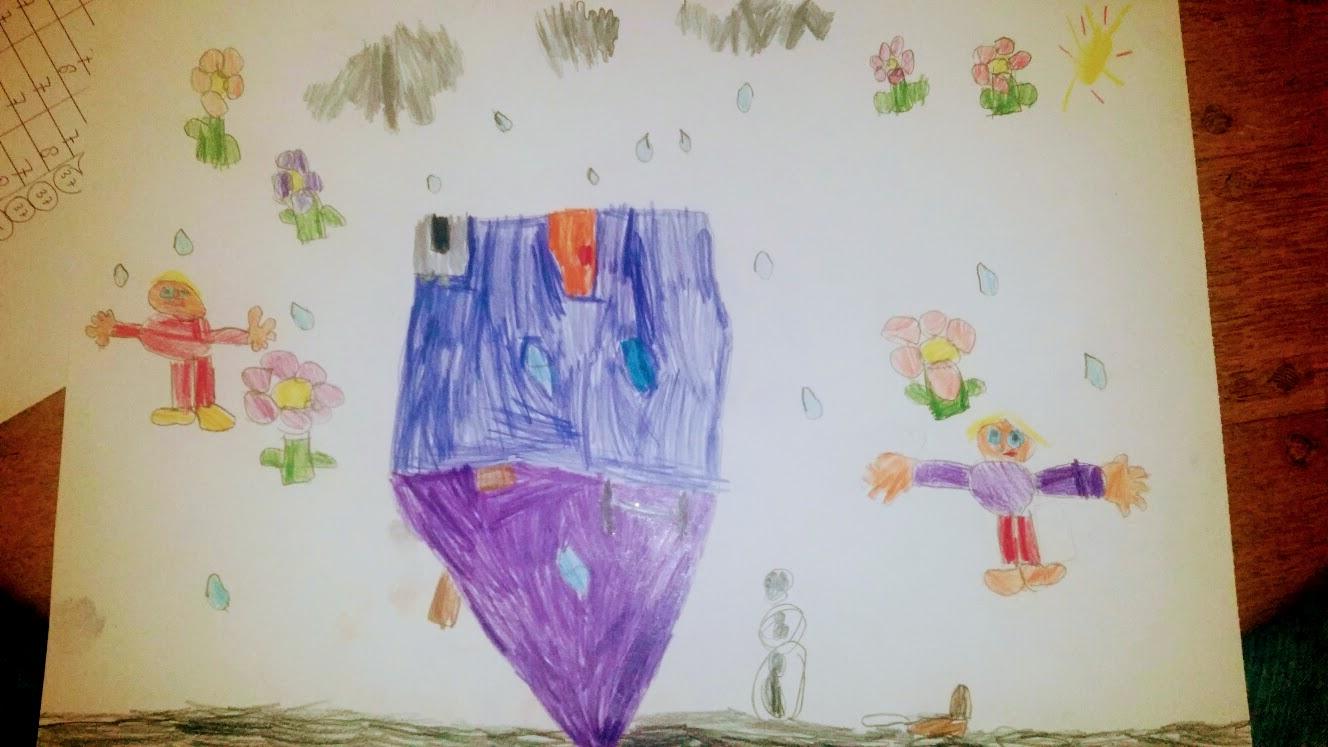 Salomea van Halteren, 5 lat, Polska Szkoła Tillburg, kat.5-6 lat, miejsce I