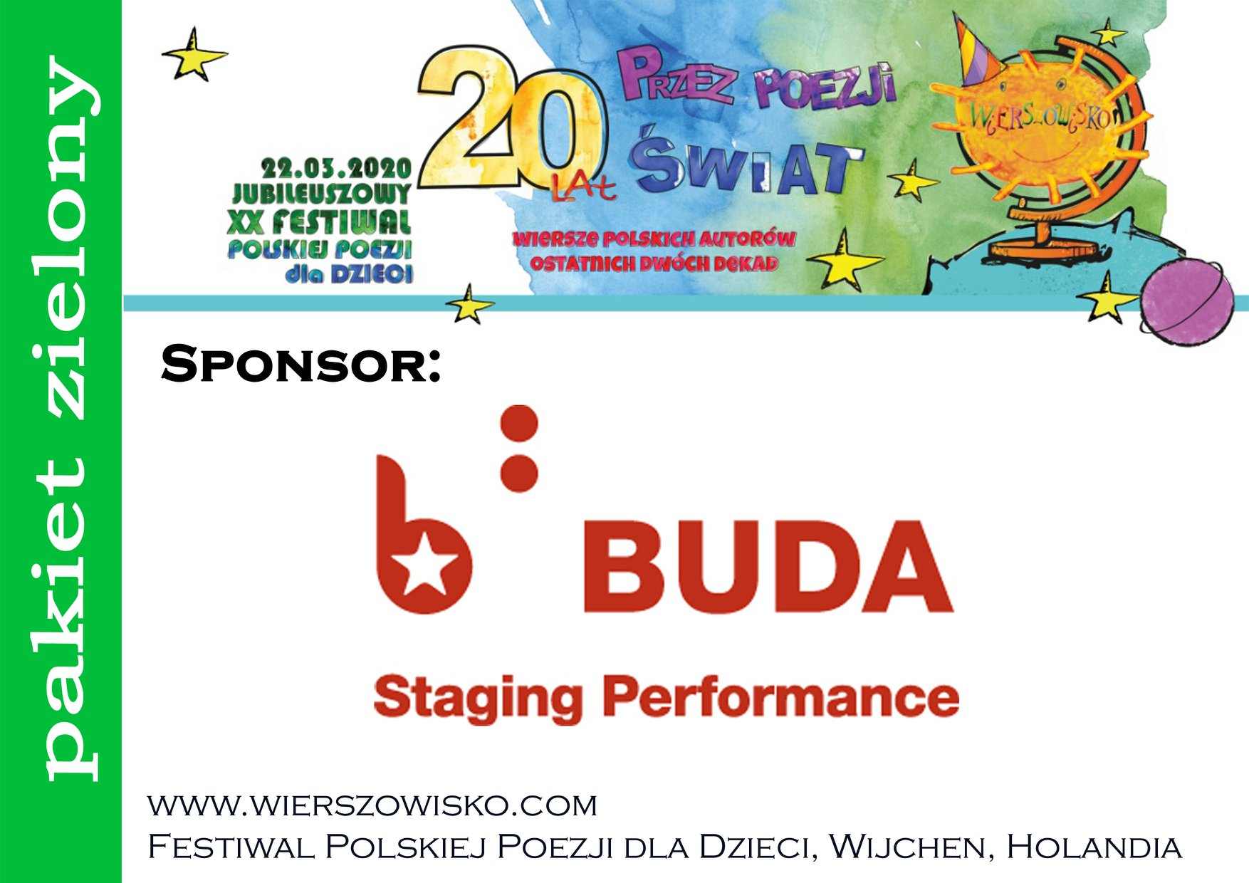 Buda Staging Performance